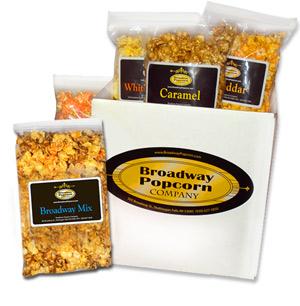 Popcorn 6-Pack Sampler
